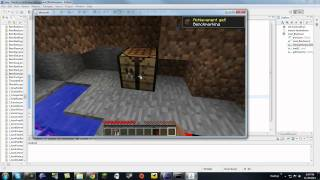 Minecraft Modding Made Easy: Custom Items and Crafting Recipes (Pt2) (HD)