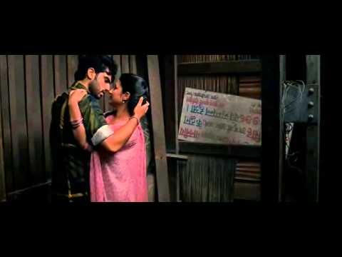 Parineeti Chopras Lip Lock Kissing scene from Ishaqzaade