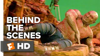 Avengers: Infinity War Behind the Scenes - Titan Fight (2018) | Movieclips Extras