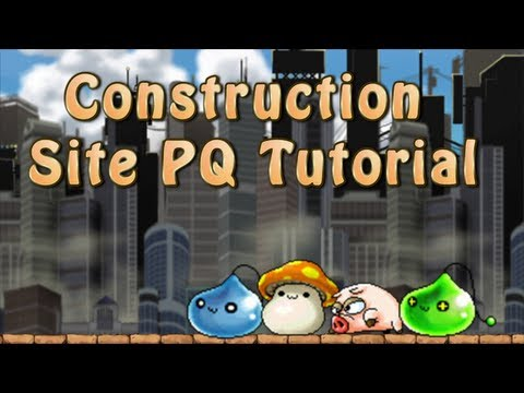 AionJC: Construction Site PQ Tutorial