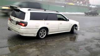 Nissan Stagea AT RB25DET.mp4