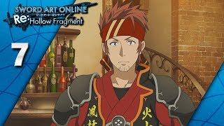 Sword Art Online Re: Hollow Fragment (PS4, Let's Play) | Goblin Leader | Part 7