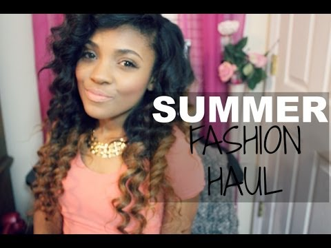 Summer Fashion Haul | H&M, ROMWE, Forever 21 & more!