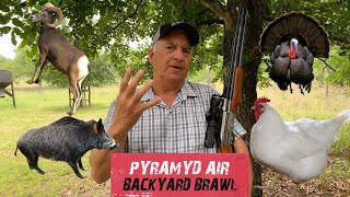 Keith Warren's Backyard Brawl! | Pyramyd Air