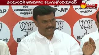 BJP MLC Madhav Slams Chandrababu Over TTD Controversy