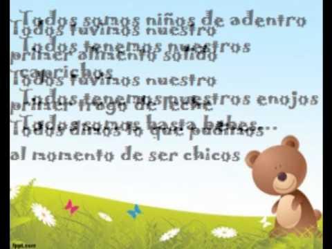 Poema para el dia del niño - YouTube