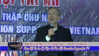 Dai Hoi Linh Muc Tu Si Chung Sinh VN Du Hoc Tai Hoa Ky Lan Thu 10