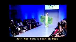 Han Fu - Han Couture Grace Chen(Chen Ying) New York Fashion week 2011-09 Song Dynasty-Han Couture