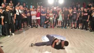 Finał Whos the One 2016: Lucky Luke vs. Gimnast