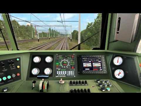 ZD Simulator. Урок №2 (пассажирское движение)