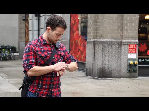 Apple Watch Commercial Reveals Time Travel Feature | Mashable