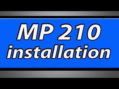 Canon PIXMA MP210 MP Printer Driver 1. 01 скачать драйвер