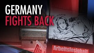 Tommy Robinson: Germany Fights Back!