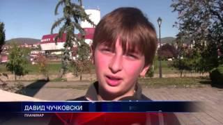 SPORTSKA NADEZH 2015 g. DAVID CHUCHUKOVSKI - PSD GOLAK Delchevo (Makedonija)