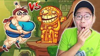 GAME TROLLFACE PALING SERU DAN KOCAK DAH !! - TROLLFACE QUEST VIDEO GAMES 2 #1