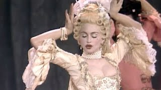 Madonna Video - Madonna - Vogue - MTV Awards 1990