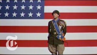 Patton' | Critics' Picks | The New York Times