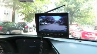 Rear View Safety's Digital Wireless Backup Camera System (RVS-2CAM) in Action!