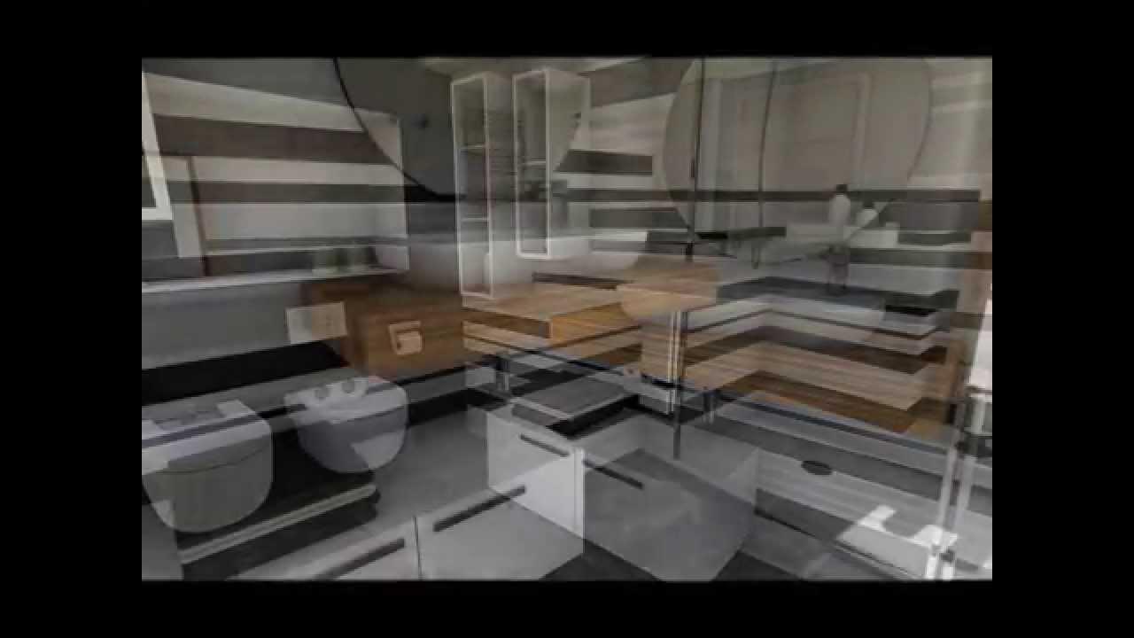 Dise o interior decoraci n para aseos y cuartos de ba o for Aseos de diseno