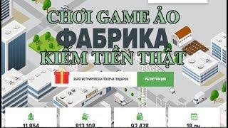 Một vài web kiếm tiền ảo miễn phí và đầu tư mô phỏng quản lý game online