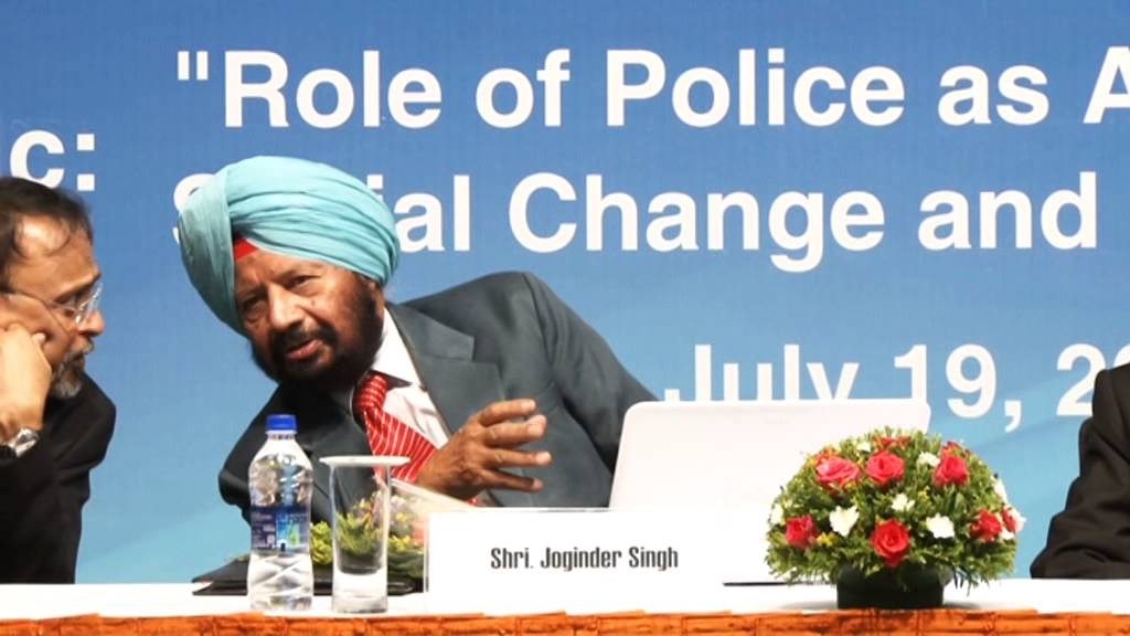 17th Leadership Lecture by Shri Joginder Singh Part # 1/5