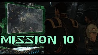 Mission 10: The Great Train Robbery | Starcraft 2 Wings of Liberty Campaign
