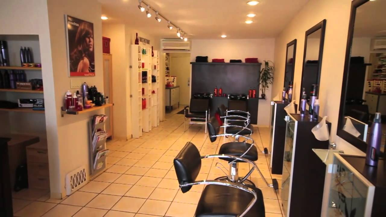 Keeping Up Appearances Hair Salon Interior Call Today