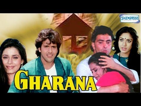 Gharana - Part 1 Of 17 - Rishi Kapoor - Meenakshi Sheshadri -superhit Bollywood Movies video