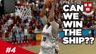 Preseason Tourney Championship! First Home Game!! - Harvard | College Hoops 2k  - Ep 4