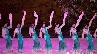 Beautiful Chinese Classical Dance【5】《采薇舞》B-1080p