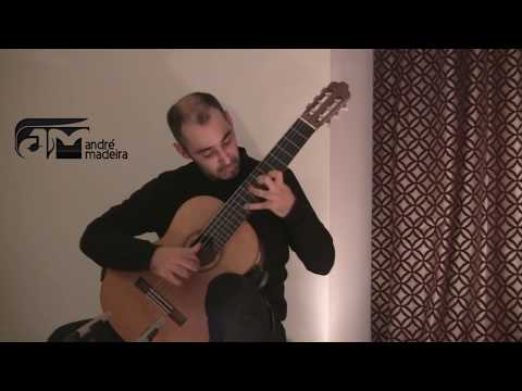 Big Guitar II - Invierno Porteño - A.Piazzolla (arr. S. Assad) - André Madeira