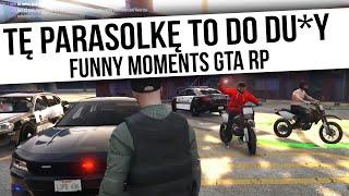 GTA RP | TĘ PARASOLKĘ TO DO DU*Y | Funny Moments  from Fumfeel Shoty