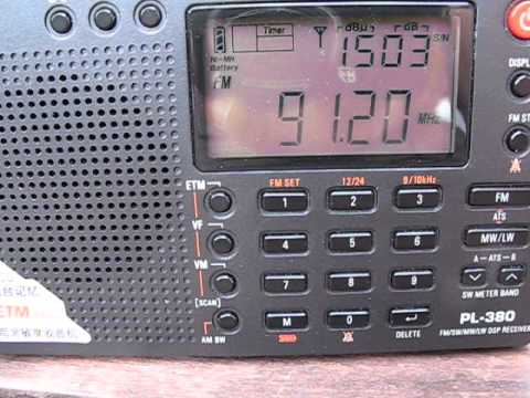 FM DX via Sporadic-E: Radio Biskra Algeria, 91.20 Mhz, received in Germany