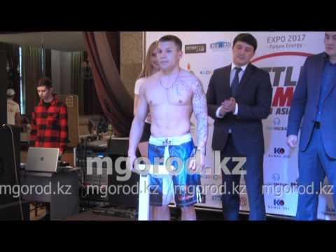 Уральск ММА 2015г