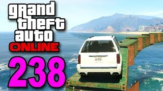 Grand Theft Auto 5 Multiplayer - Part 238 - Crazy SUV Race! (GTA Online Let's Play)