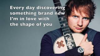 Download Lagu Shape Of You - Ed Sheeran Lyrics Gratis STAFABAND