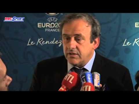 Mondial 2014 / Platini :