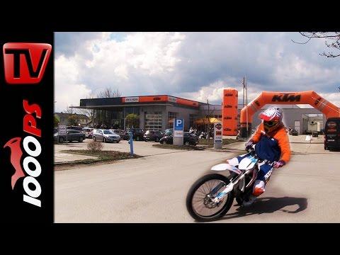 KTM St Pölten 10 Jahresfeier | Orange Day