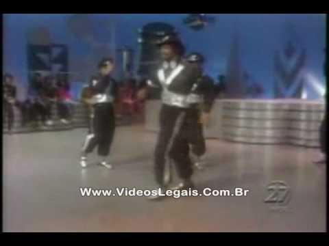 Electric Boogaloo: Michael Jackson aprendeu o