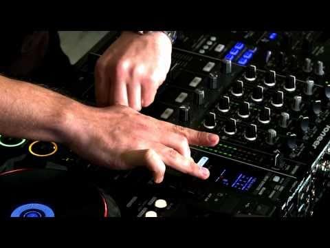 DJM 900 nexus Official Introduction with James Zabiela