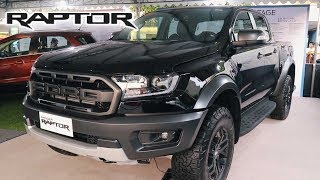 2019 Ford Ranger Raptor — The Badass Truck You Need! | First Look