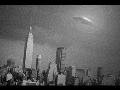 Photoshop: How to Transform a Photo into a Classic, Vintage, UFO SIGHTING