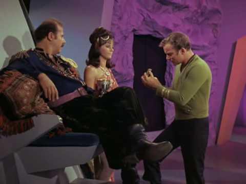 Star Trek - Mudd and Kirk Meet Again