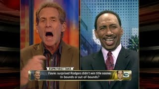 10 Most Ridiculous Things Ever Said by Stephen A. Smith or Skip Bayless