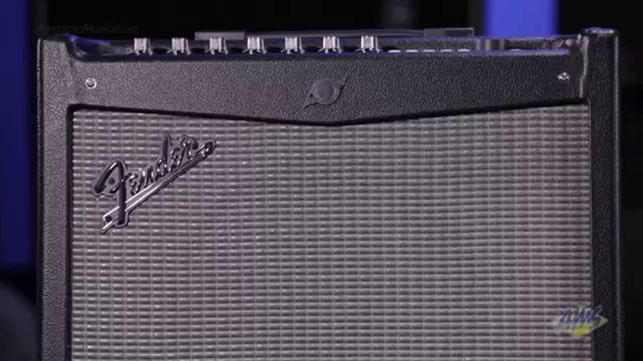 Fender Mustang Amp Iii v2 Fender Mustang Iii v2 Guitar