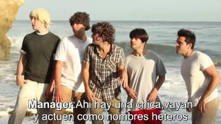 One Direction - What Makes You Beautiful - Parodia