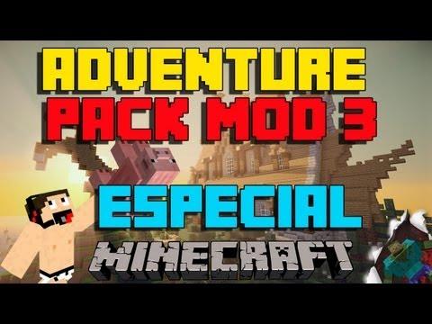 Adventure pack mod 3 Capitulo especial: Tengo un ave llamada WTF :D