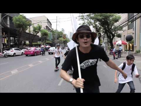 VANS Go Skateboarding Day 2014 Bangkok Pushing Part