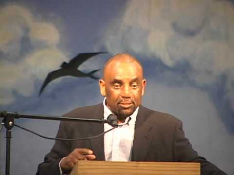 Jesse Lee Peterson at The Conservative Fourum of Silicon Valley~ Part 1 of 2