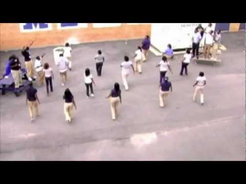 "Moss Point High School Class of 2011 ""Step Up"" Competition"